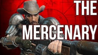 The Mercenary - Fallout 4 Builds