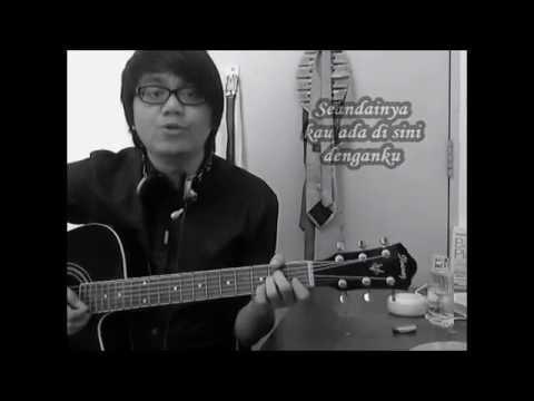 Dygta - Kerna Ku Sayang Kamu Acoustic Cover by Dzul Izzat (with Chords Tutorial)