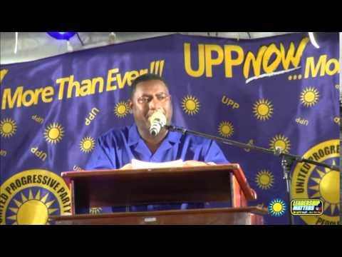 UPP Rally Radio Range Chester Hughes