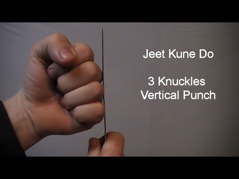 Jack Dempsey's Power Line & Bruce Lee's JKD Punch