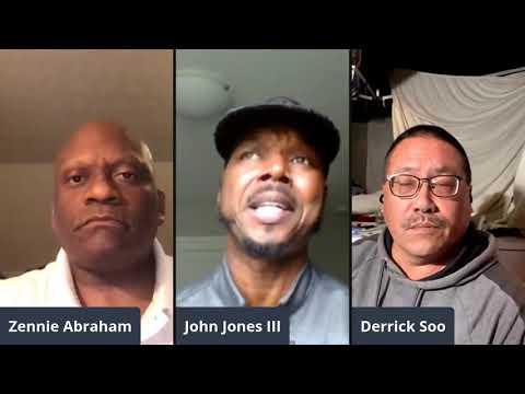 John Jones And Derrick Soo Talk Oakland Violence Toward Asian Americans In Zennie62 Video