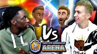 5 A SIDE FOOTBALL VS SIMON!!!