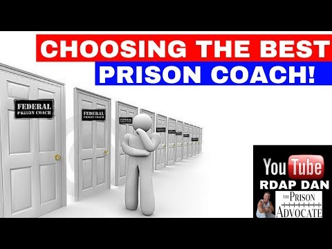 FEDERAL PRISON CONSULTANTS. How do you decide? 7/31/17