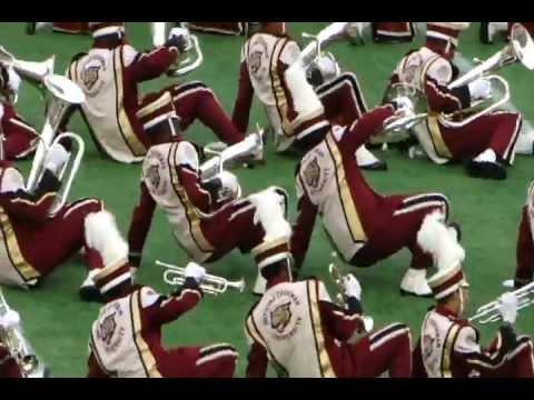 Florida Classic Half-time Show 2011: BCU Marching Wildcats