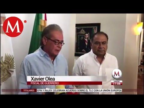 Xavier Olea renuncia como fiscal de Guerrero
