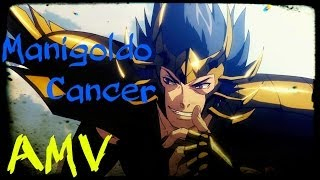 【Manigoldo Cancer Tribute】Manigoldo and Sage Vs Thanatos「AMV - Buried Alive」