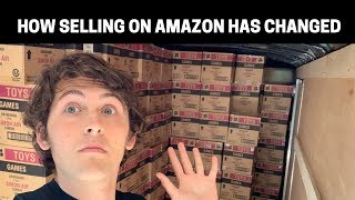 How Amazon Selling is Different Now & What I Am Doing
