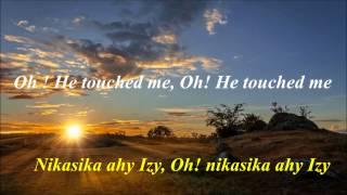 he touched me nikasika ahy izy karaoke