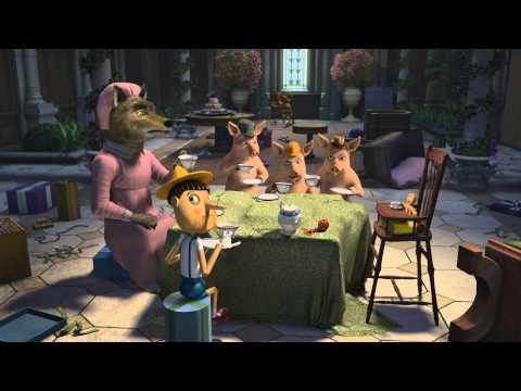 Shrek Tercero - Trailer
