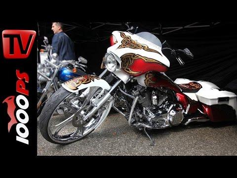 Harley Davidson Bagger Custombike | HD Graz Umbau