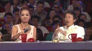 vietnams got talent 2014 - cac tiet muc dac sac khu vuc phia bac