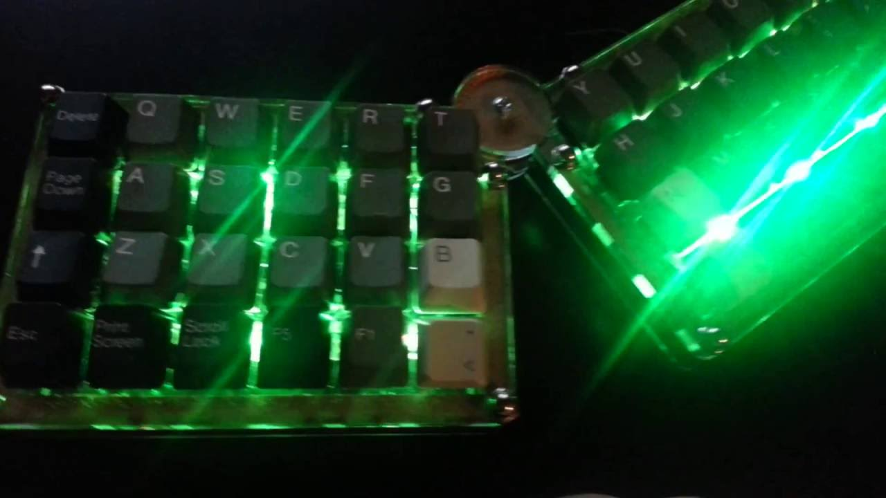 Easy AVR: RGB strip as backlights AND indicators