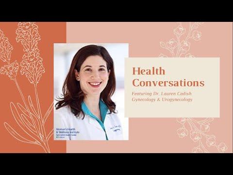 WH&WI Health Conversations, ft. Dr. Lauren Cadish