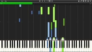 Mozart - Requiem Introitus K. 626 [Pianotutorial] [60fps]