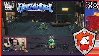 Super Mario Odyssey - Dark Side Clearout, The Art Hunt Begins - Episode 38