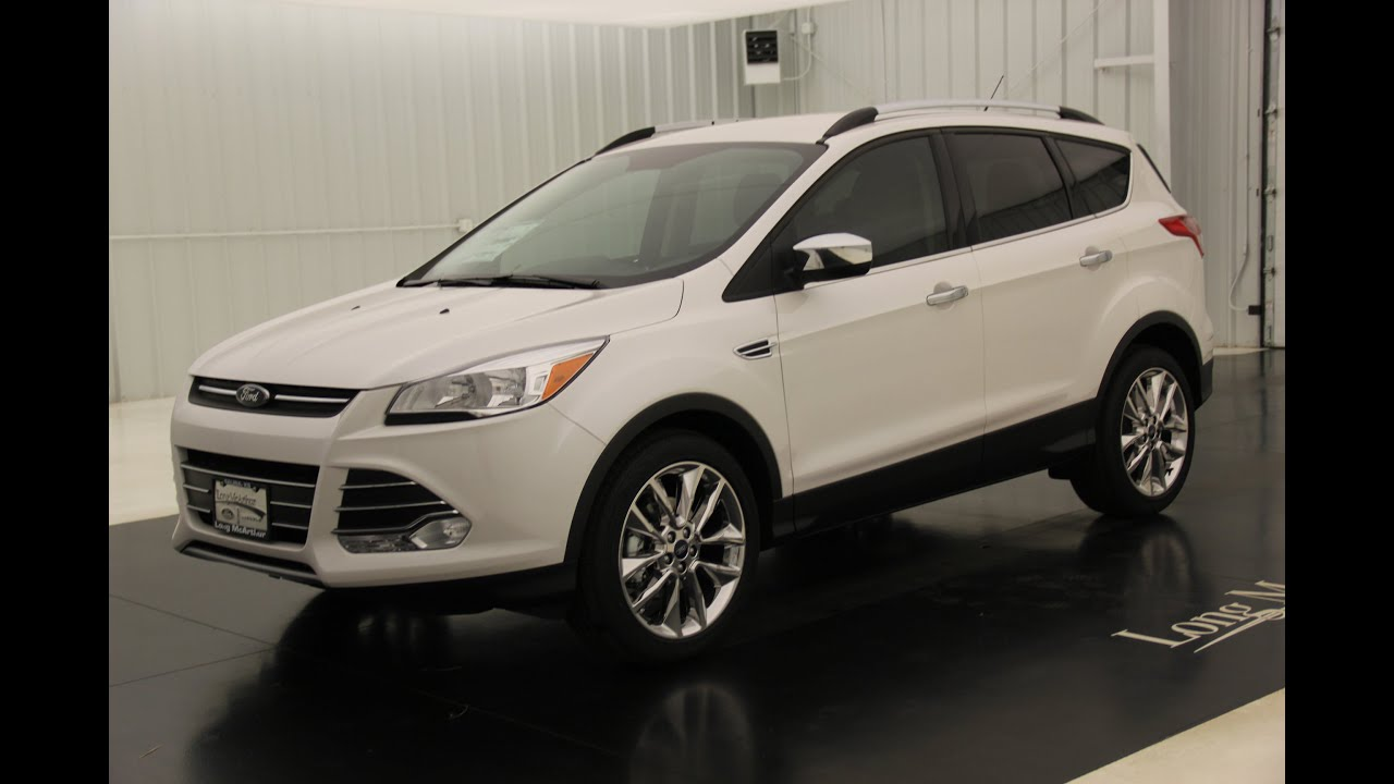 2016 Ford Escape Se Standard Equipment Available Options