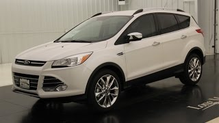2016 Ford Escape SE: Standard Equipment & Available Options