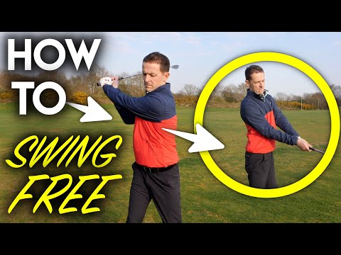 HOW TO SWING FREE! The Simple Golf Swing