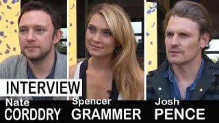 Newport Beach Film Festival In Lieu of Flowers: Interviews Spencer Grammer, Josh Pence