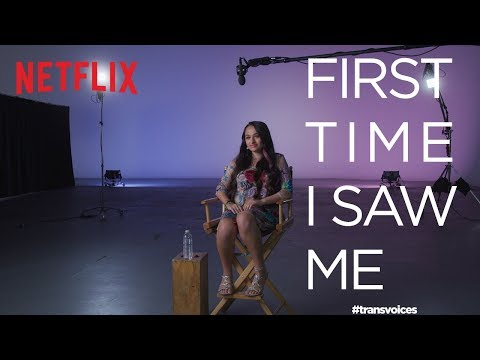 First Time I Saw Me: Trans Voices | Jazz Jennings | Netflix + GLAAD