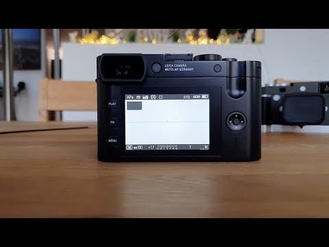 Leica Q2: ISO controlled Shutter Speed (Exposure Time) Limitations and how to deal with it