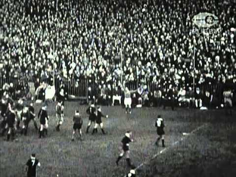 1967 Rugby Union Test Match: Wales vs New Zealand All Blacks