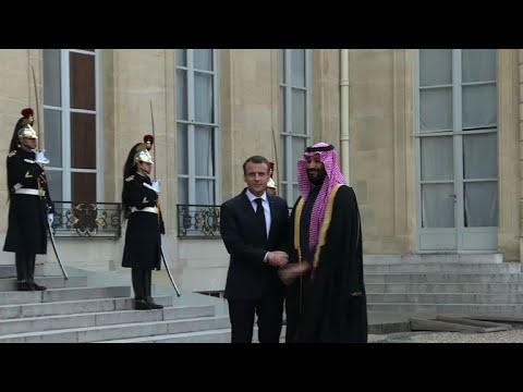 France, Saudi Arabia react to alleged chemical attack in Syria