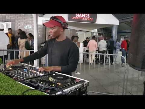 Rands Vibes: DJ YEyE Live @ Rands, Khayelitsha, Cape Town Opholamedia