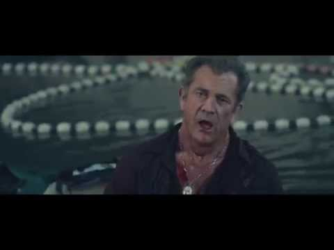 The Expendables 3 Final fight (Stonebanks vs Barney)
