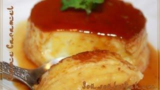 Recette de Crème Caramel - Flan-Sousoukitchen