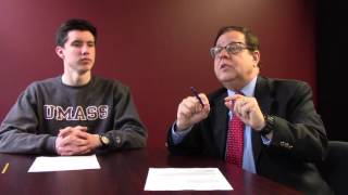 Thomas J. Abinanti Interview with SHHS Rho Kappa Society