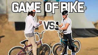 GAME OF BIKE ! Qui gagnera ? Philippe Vs Sheim