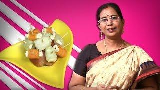 Paneer Cucumber Salad   Mallika Badrinath Indian Recipes   Healthy Vegetarian
