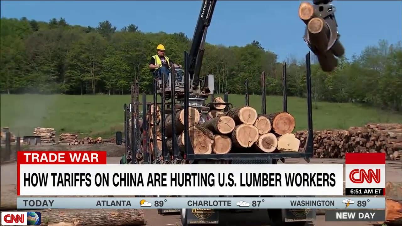 b8a8d19f91671 June 17, 2019 | Why New Balance turned on Trump. CNN News 24h