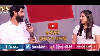 Rana Daggubati Exclusive | Naan Aanaiyittal | Kajal Aggarwal