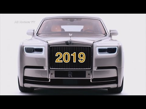 Rolls Royce 2020 - Luxury Cars YOU MUST SEE