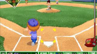backyard baseball league pc tournament game 5 longest game in bbl history