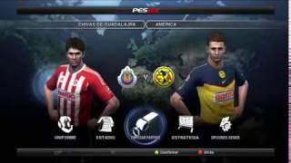 pes 2012 parche liga mexicana