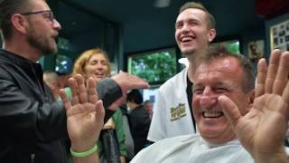 Otvoritev Barbershopa pr' Kljuni - Alenfra Productions