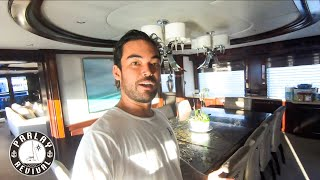 What's it like to work on a SUPERYACHT? - Episode 44