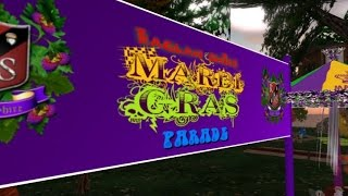 Raglan Mardi Gras parade
