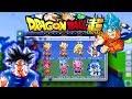 Dragon Ball Super in MCPE!!! - Minecraft PE (Pocket Edition)