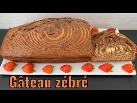 gâteau-zébré