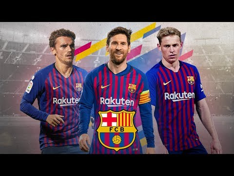 The incredible XI FC Barcelona could have next year - Oh My Goal