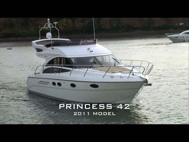 видео Прокат яхты Принцесса 42