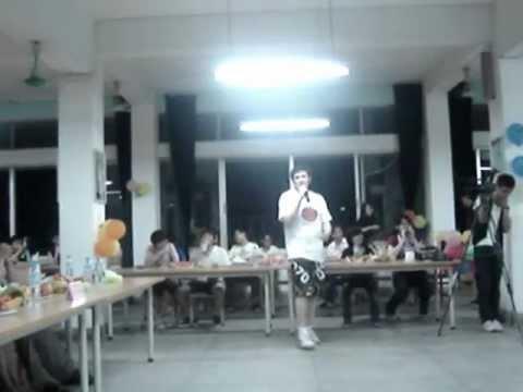Bohemian Rapsody - Karaoke - tallent show In China