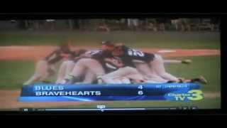 Worcester Bravehearts Futures Championship Baseball Game August 16, 20