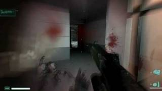 F.E.A.R. pc gameplay (scary scenes)