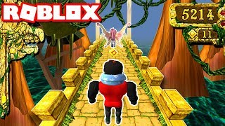 ROBLOX: La Gran Mentira del Escape Temple Run