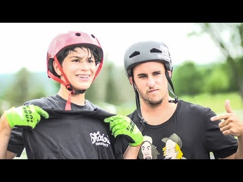 Tire Ride Challenge with FloriDEAH and Matty Cranmer